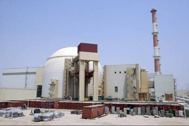 Bushehr nuclear power plant connected to Iran national electricity network