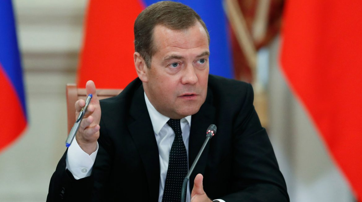 """Political Economy Journal:  """"The productivity of digitalization should not be bought at the cost of digital totalitarianism"""" Medvedev"""