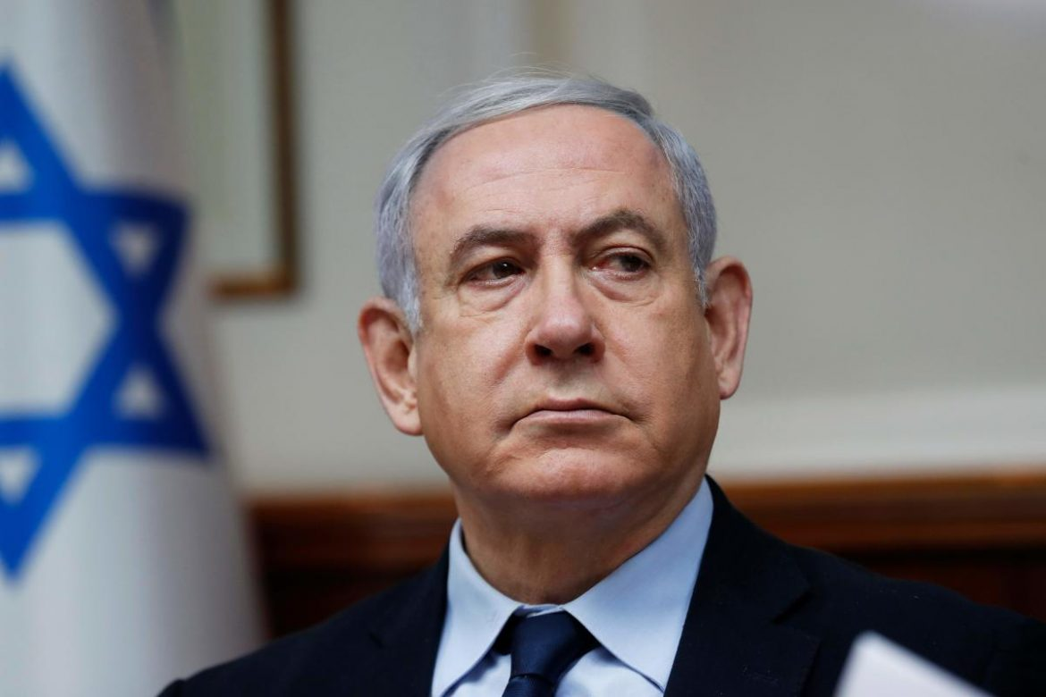 Netanyahu: Thank you to the United States