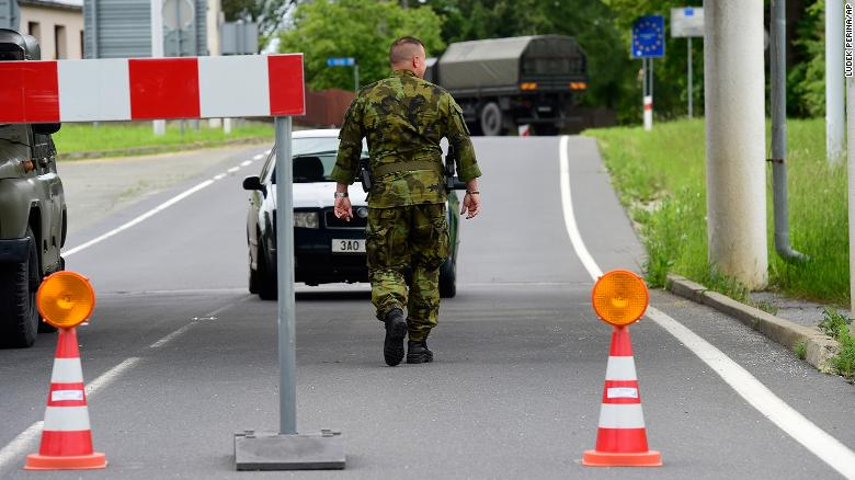 CNN: Poland invaded the Czech Republic last month, but says it was just a big misunderstanding