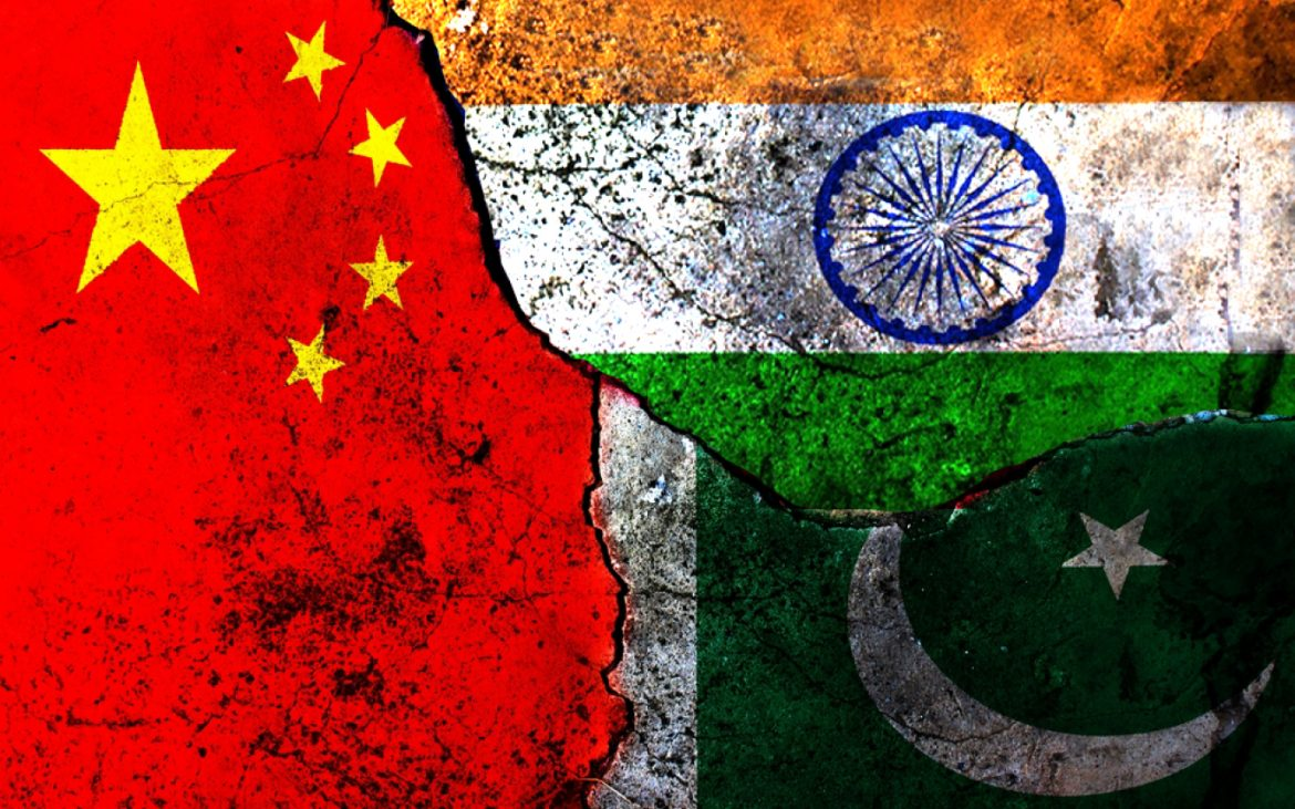 ORF: What China Wants in South Asia ?