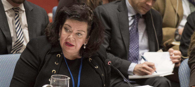 British Representative to the Security Council: