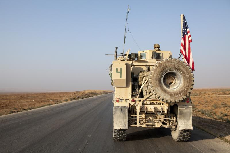 Foreign Affairs: America's Opportunity in the Middle East; Diplomacy Could Succeed Where Military Force Has Failed