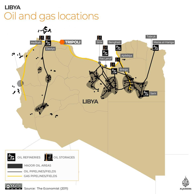 Libya's war; Erdogan says 'agreements' reached with Trump