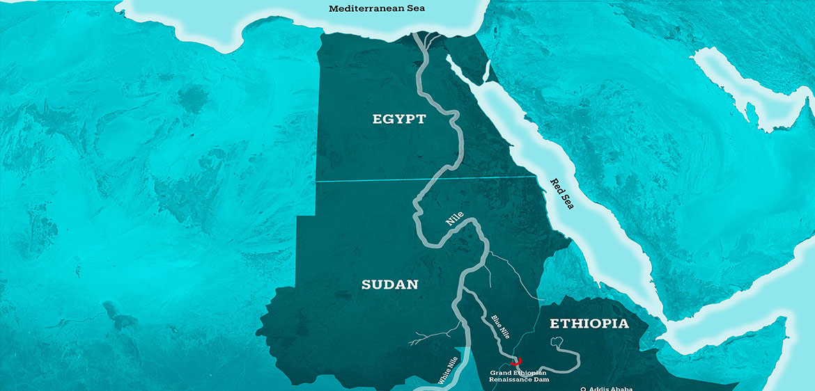 The Ethiopia and Egypt Water Dispute: How likely are war threats to materialize?