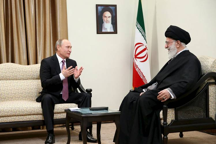 Political Economy Journal: Russian Federation and Iran Arms Embargo
