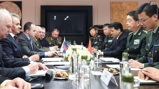 "SCFR: West's Strategic Reflections on ""Eastern Threat"""