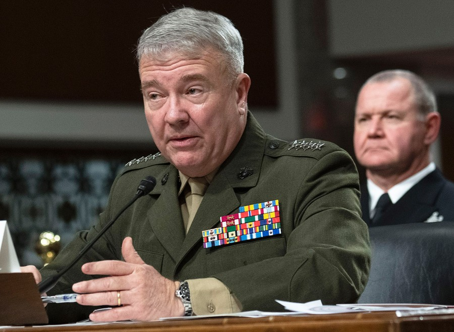 CENTCOM Commander is not convinced Russian bounty allegations