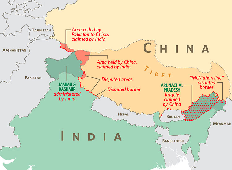 Political Economy Journal: India-China border skirmish: A conflict that led to 'Boycott China' campaign in India
