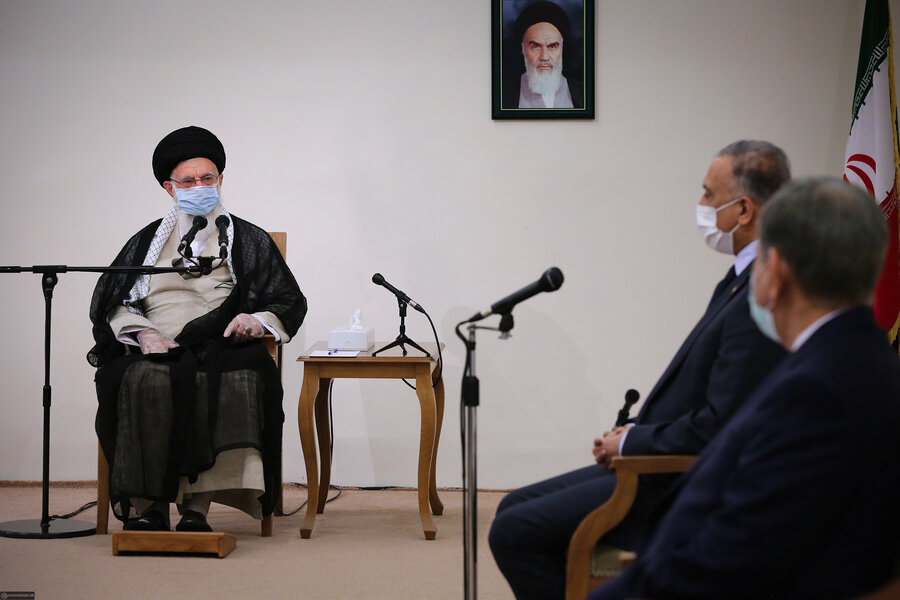 Al-Kadhimi's visit to Iran paving the way for a leap in strategic relations