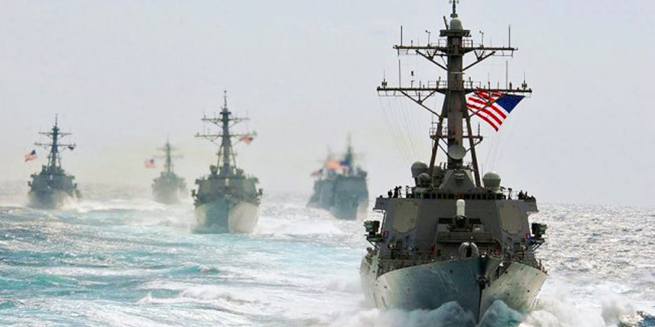 SCFR: Reasons for US Military Buildup in South China Sea