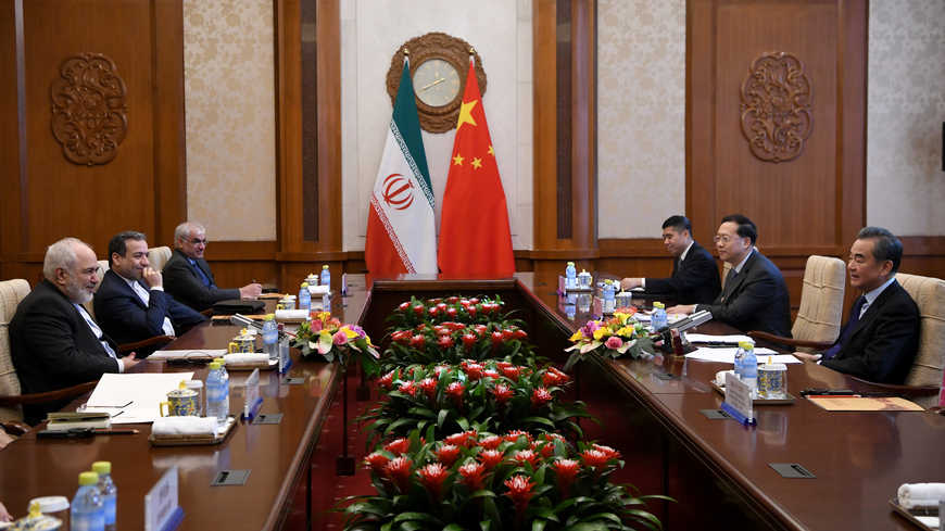 A Review of 25-Year Iran-China Plan