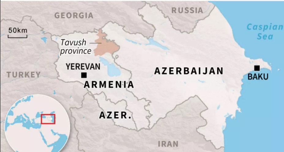 Azerbaijan-Armenia Conflict and Politics In The Region