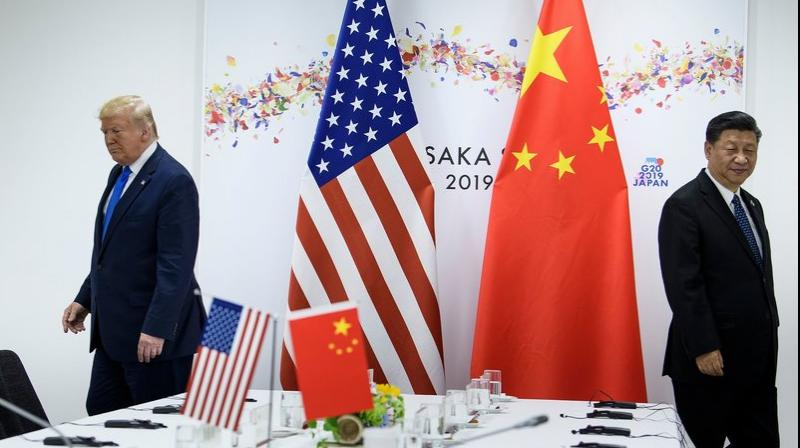 China, U.S. to review trade deal, air other grievances on August 15: Reuters