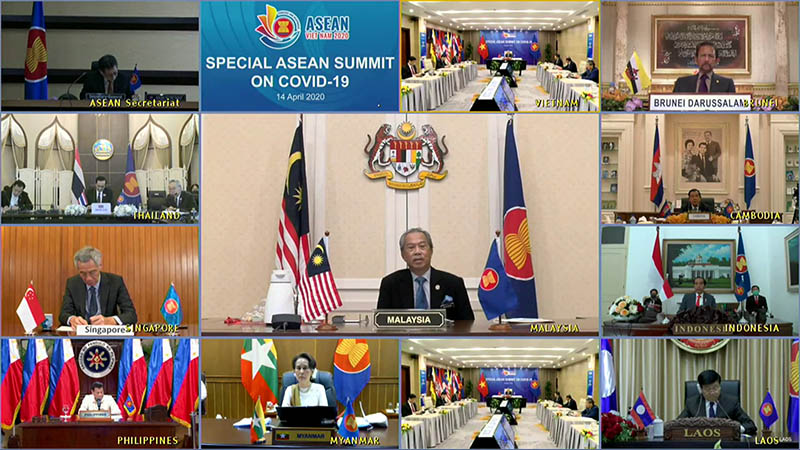 Covid-19; The curious case of ASEAN countries