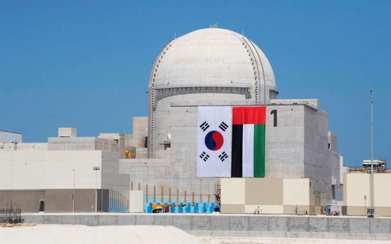 The First Nuclear Power Plant in Arab World
