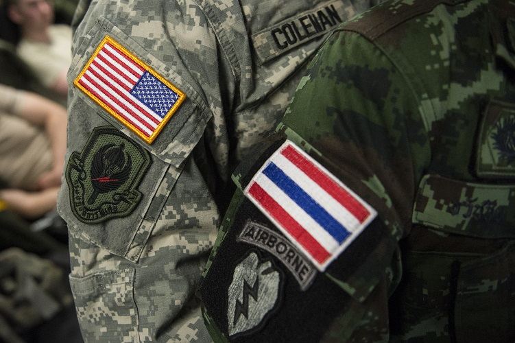 What is the US looking for in Thailand amid pandemic?