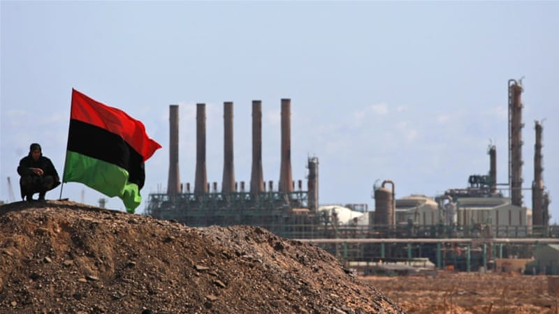 LIBYA'S CIVIL WAR; THE WEST'S OIL CRUSADE NO ONE WANTED