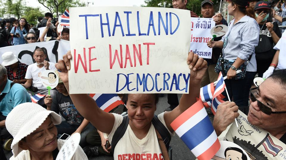 The protests taking place in Thailand could not be called as a shout out for freedom. This manipulation which is provoking the youth of Thailand are funded by the United States and western countries.