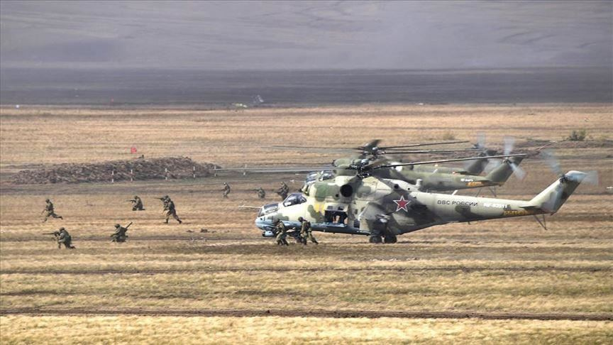 Russia launches Kavkaz-2020 military drills, featuring forces from Iran, China