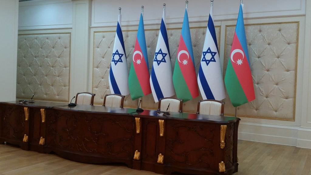 The axis of instability: The Azerbaijan-Israel alliance