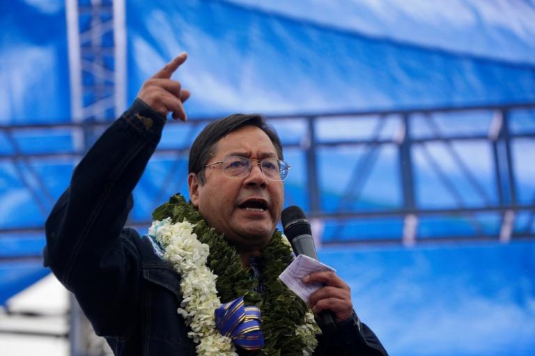 Bolivia elected president