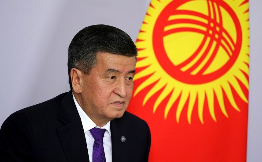 Kremlin's Chess in Kyrgyzstan