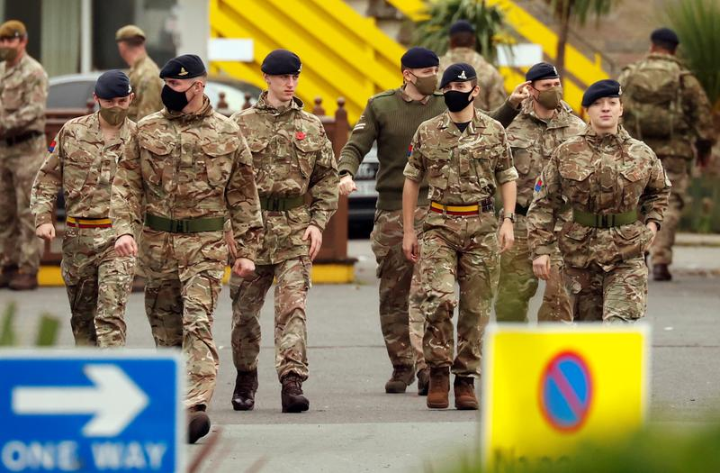 British Government Announces Major Defense Spending Boost