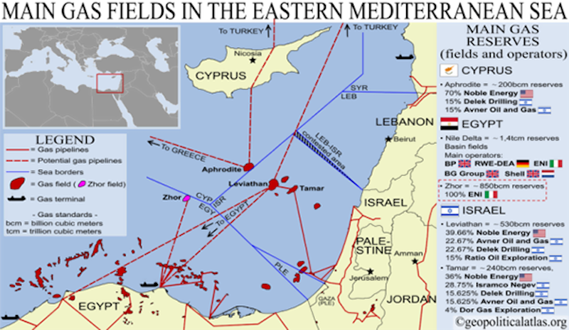 Getting East Mediterranean Energy Right
