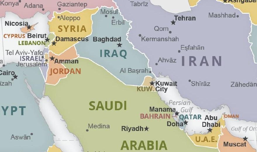 Modeling in Iran's regional strategy