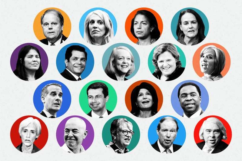 Potential Contenders for Biden's Cabinet