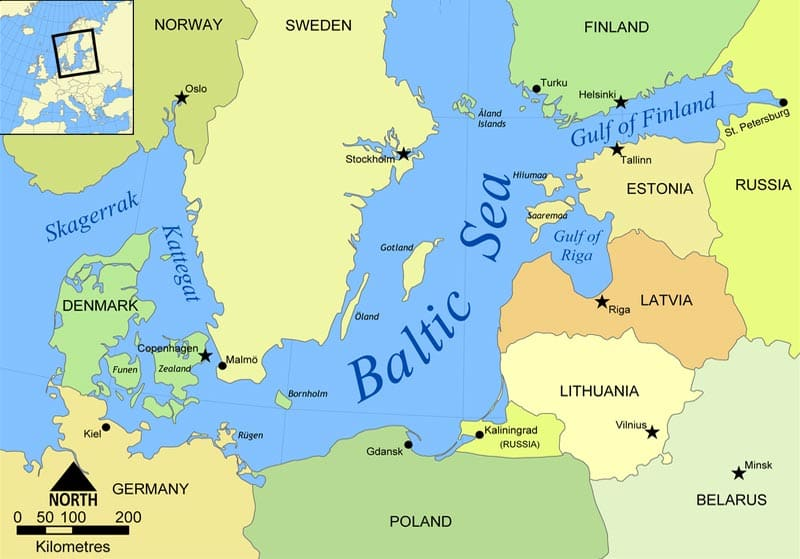 Russian Policies in Baltic Region