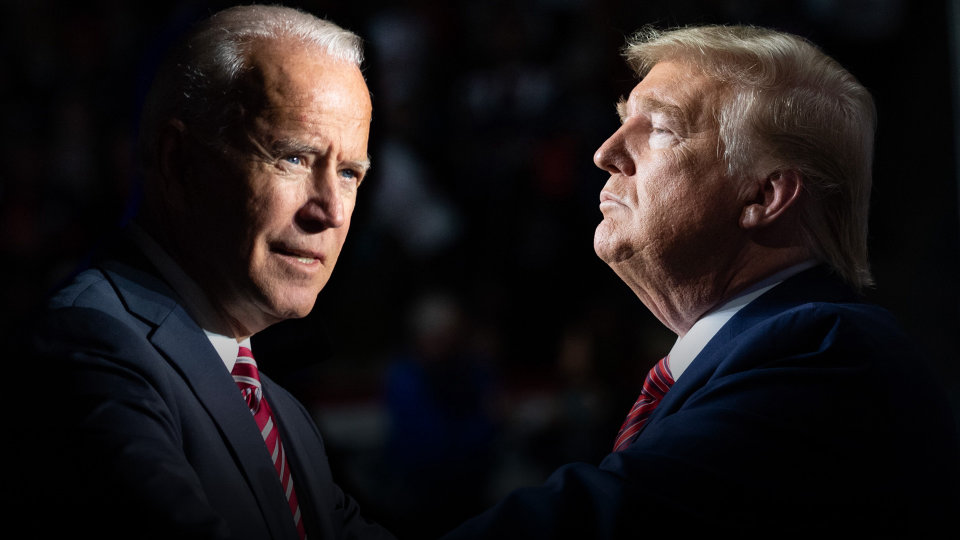 Trump's international heritage for Biden