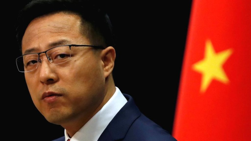 Zhao Lijian urges Biden Administration to Learn from Trump's Strategic Errors and Wrong Policies Towards China