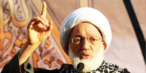 Grand Ayatollah Sheikh Isa Qassim: The movement will continue until we have achieved our goals and the ruling class pays no attention to it.