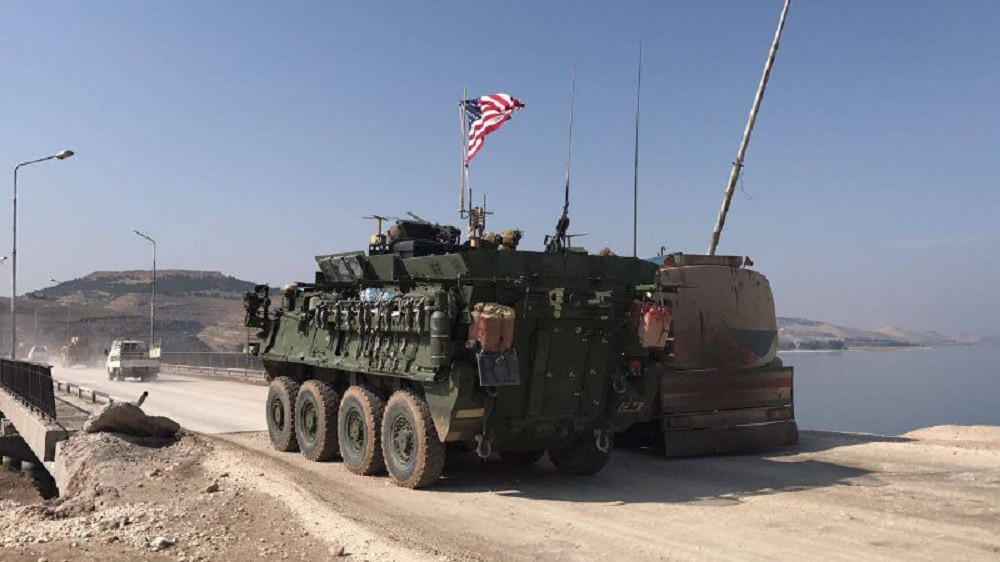 Is the United States returning to Syria?