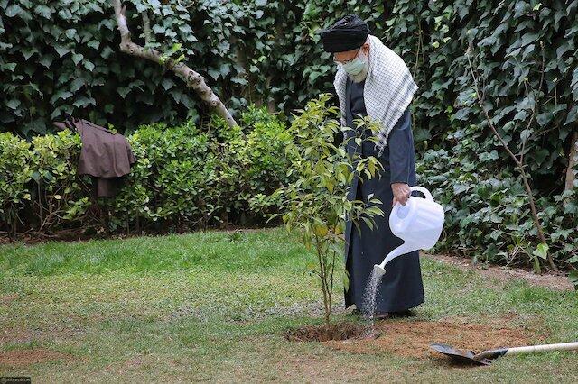 Grand Ayatollay Khamenei speech on Environmental conservation