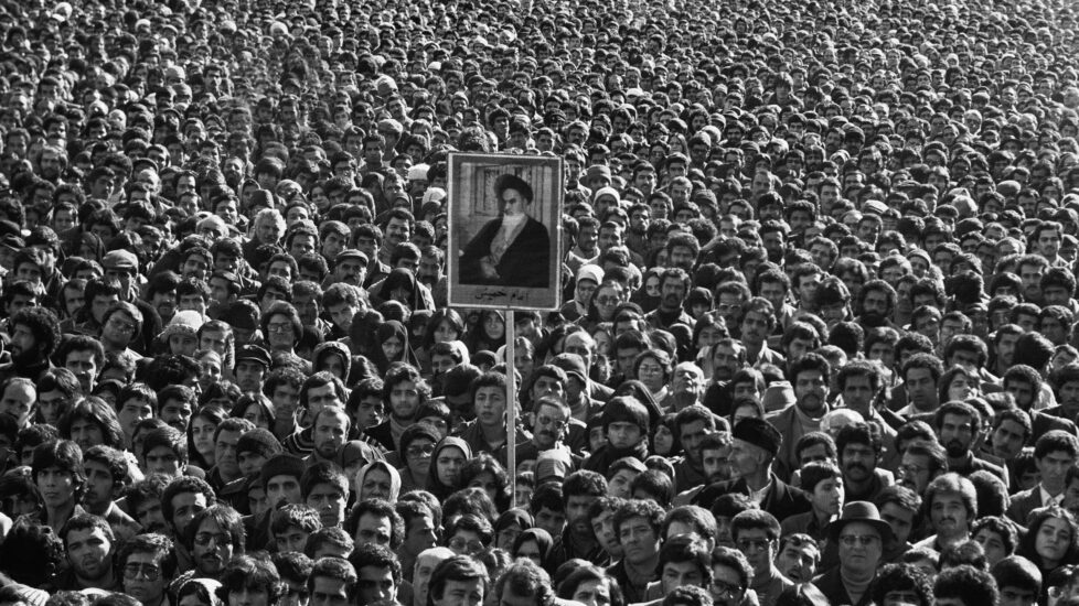 A lesson from Iranian Revolution