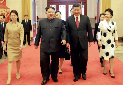North Korea's Position in the US-China Strategic Rivalry