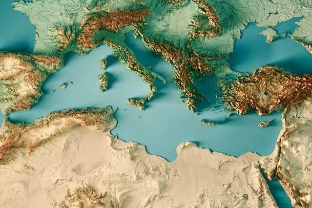 Russian Activities & Policies in The Mediterranean District