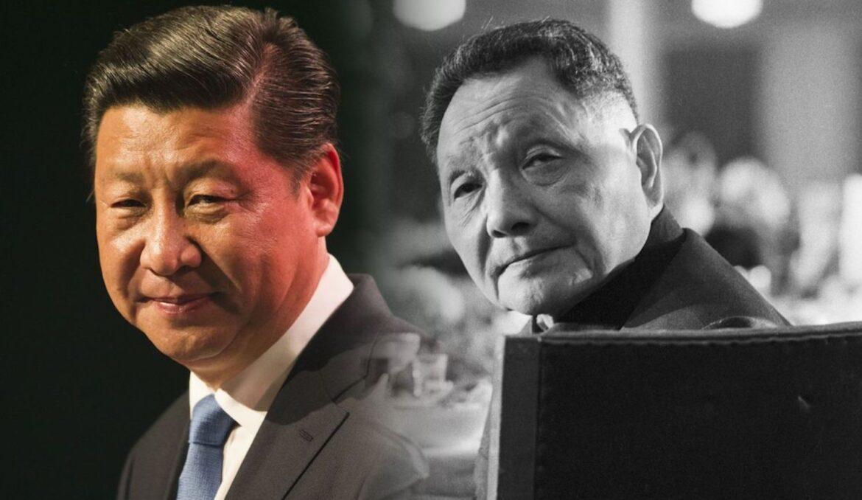 From Deng Xiaoping's China to Xi Jinping's China