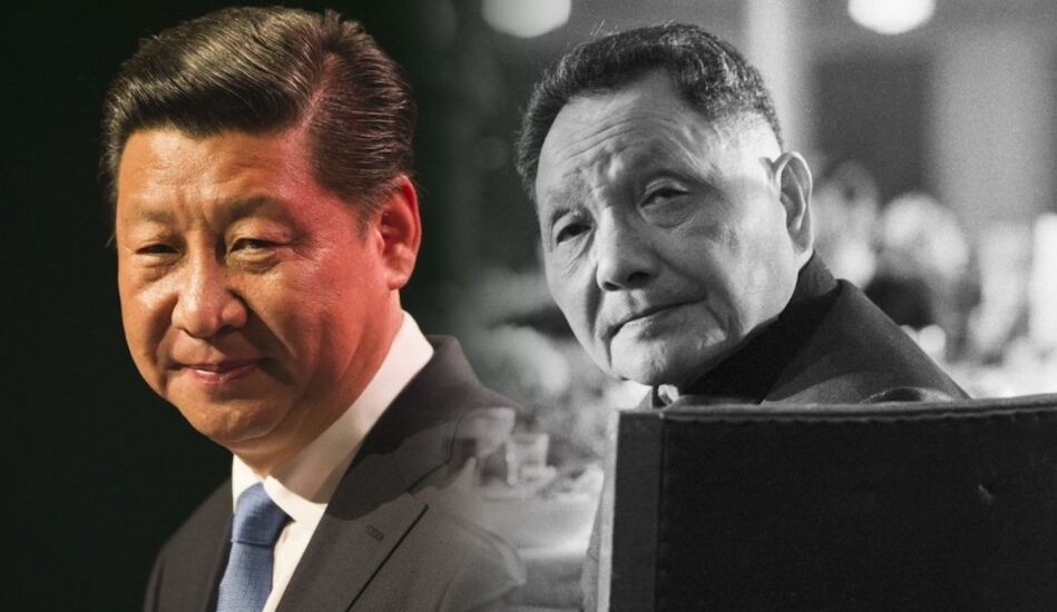 China: From Deng Xiaoping's to Xi Jinping's
