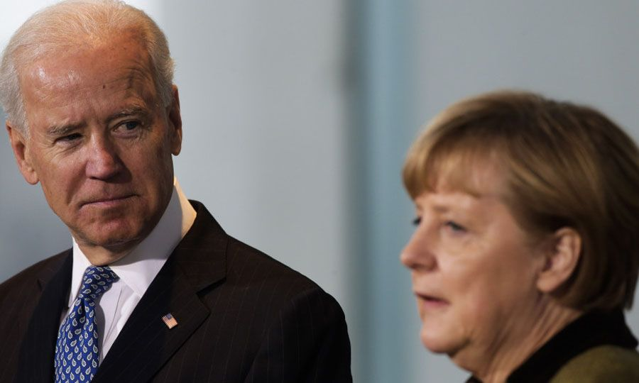 The American Power Crisis: How Europeans See Biden's America