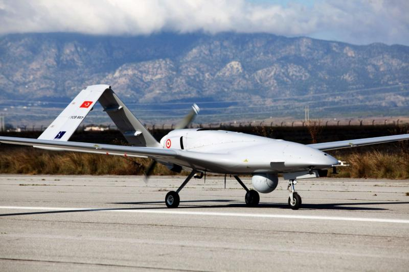 Turkey's Strategy to Export Military Drones
