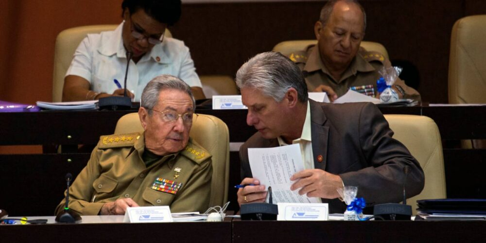 Cuba, Smooth Transfer of Power in Line with Continuation of Revolution Policy