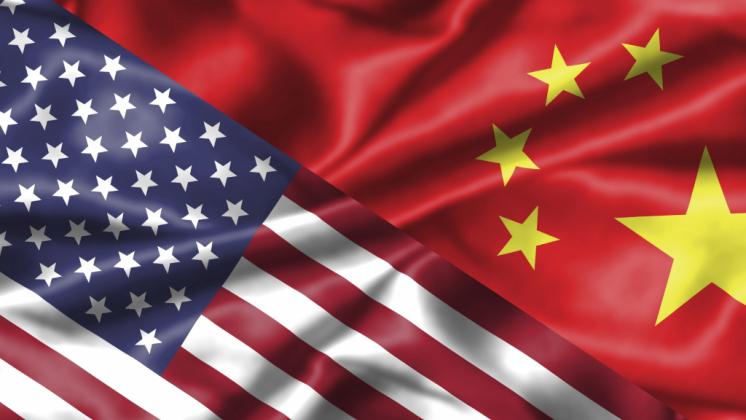 US-China: Geoeconomics Tussle