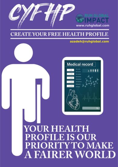 Free health profile for all people with disabilities
